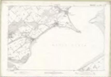 Ross and Cromarty Sheet XC - OS 6 Inch map