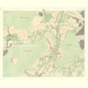 Rožnau (Rožnow) - m2628-1-007 - Kaiserpflichtexemplar der Landkarten des stabilen Katasters