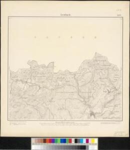 Meßtischblatt 3572 : Lembach, 1883