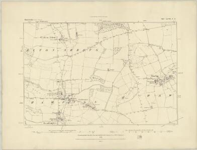 Gloucestershire XXVII.SE - OS Six-Inch Map