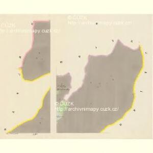 Ledenitz - c3849-1-003 - Kaiserpflichtexemplar der Landkarten des stabilen Katasters