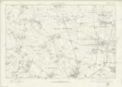 Gloucestershire XIX - OS Six-Inch Map