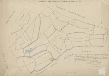 Oud- en Nieuw-Rockanje, Strijpe, Lodderland en Stuifakker, gemeente Rockanje.