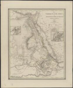 Das Nordoestliche Africa oder Aegypten, Nubien, Habesch, Kordofan und Darfur