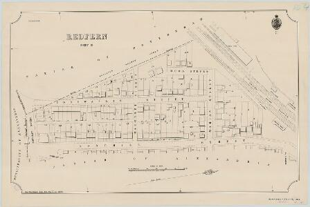Redfern, Sheet 19, 1888