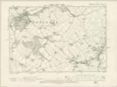 Cumberland LXXVIII.NW - OS Six-Inch Map