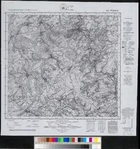 Meßtischblatt 6411 : Wolfstein, 1942