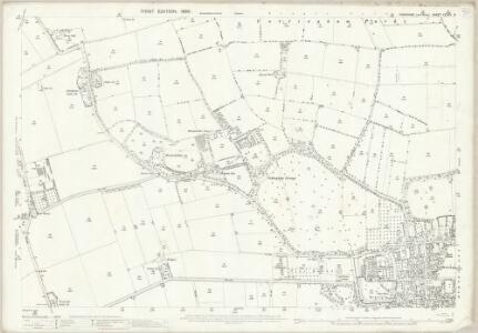 Yorkshire CCXXV.8 (includes: Haltemprice; Skidby) - 25 Inch Map