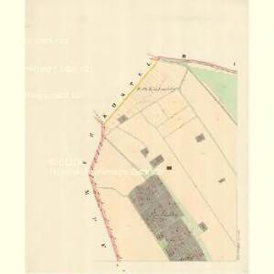 Zischkow (Zischkowe) - m1882-1-003 - Kaiserpflichtexemplar der Landkarten des stabilen Katasters