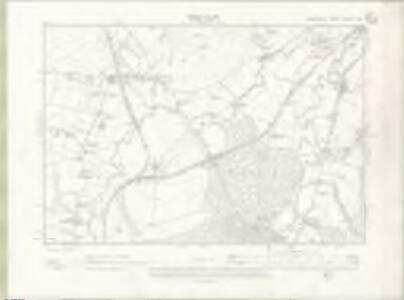 Lanarkshire Sheet XXXVIII.NW - OS 6 Inch map