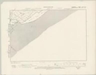 Glamorgan XLIIIA.SW - OS Six-Inch Map