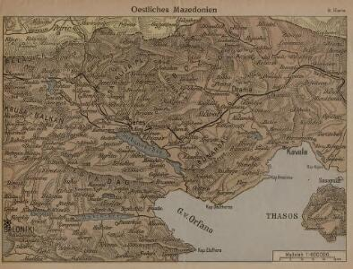 Oestliches Mazedonien