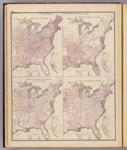Vital statistics, United Census, 1870: Deaths from ... diseases.