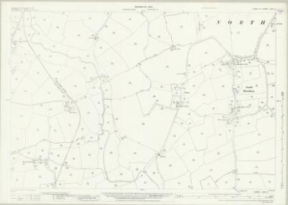 Sussex LXXIII.3 (includes: Hunston; North Mundham) - 25 Inch Map