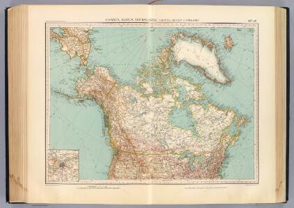 125-26. Canada, Alasca, Groenlandia.