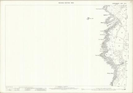 Caernarvonshire XLIII.3 (includes: Aberdaron) - 25 Inch Map