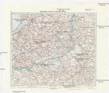 Königsberg, Guttstadt, Biełostok, Suwałki