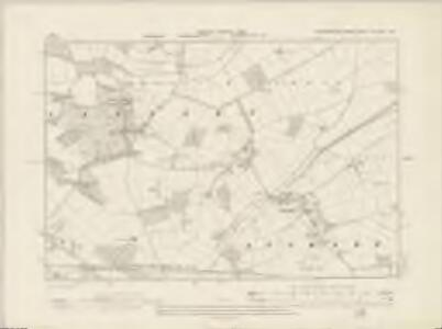 Yorkshire CCLXXXV.NE - OS Six-Inch Map