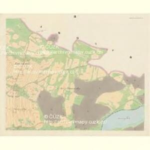 Ledenitz - c3849-1-002 - Kaiserpflichtexemplar der Landkarten des stabilen Katasters