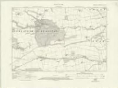 Durham XLVII.SW - OS Six-Inch Map