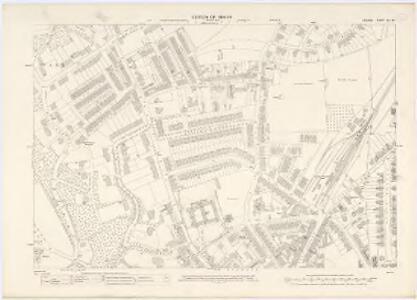 London XVI.43 - OS London Town Plan