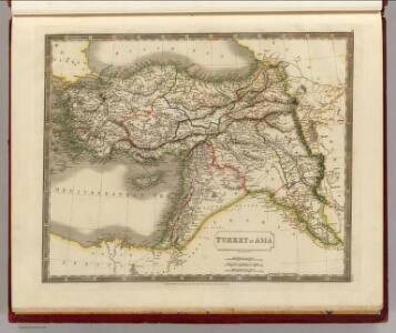 Turkey in Asia.