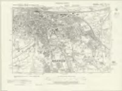 Berkshire XXXVII.NE - OS Six-Inch Map