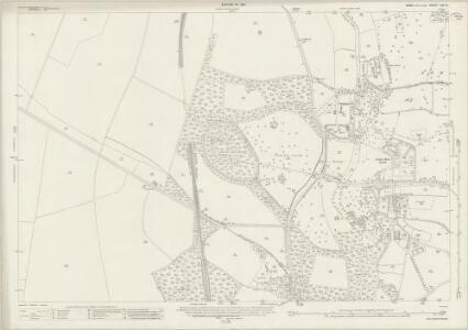 Essex (New Series 1913-) n VII.15 (includes: Littlebury; Saffron Walden; Wendens Ambo) - 25 Inch Map