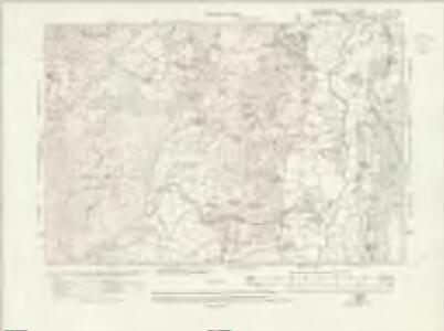 Westmorland XLI.NE - OS Six-Inch Map