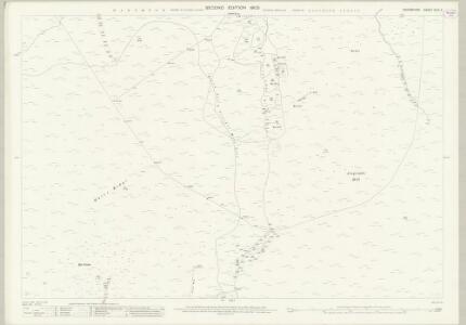 Devon XCIX.3 (includes: Lydford) - 25 Inch Map