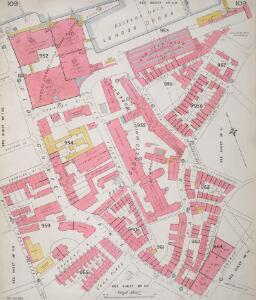 Insurance Plan of London Vol. V: sheet 109