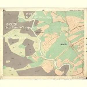 Stadln - c7347-1-021 - Kaiserpflichtexemplar der Landkarten des stabilen Katasters