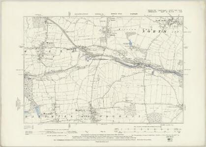 Yorkshire CCXCIX.NE - OS Six-Inch Map