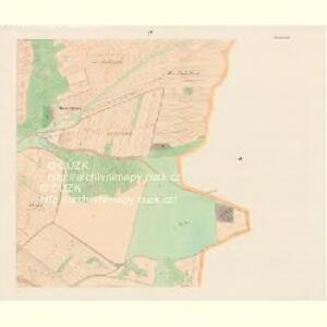 Wolleschnik - c5451-1-004 - Kaiserpflichtexemplar der Landkarten des stabilen Katasters