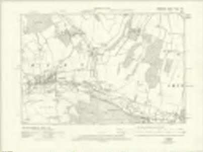 Berkshire XXXIII.NW - OS Six-Inch Map