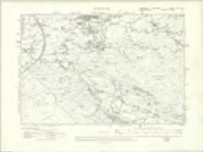 Yorkshire LXIII.NE - OS Six-Inch Map