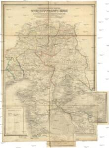 General'naja karta Orenbugskago kraja i častej Chivinskago i Bucharskago vlad