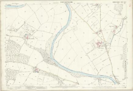 Monmouthshire XIX.10 (includes: Gwehelog Fawr; Llanbadog Fawr) - 25 Inch Map