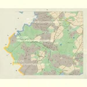 Rossbach - c2332-2-004 - Kaiserpflichtexemplar der Landkarten des stabilen Katasters