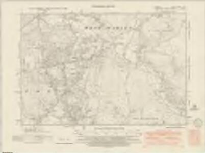 Dorset XXXV.NE - OS Six-Inch Map