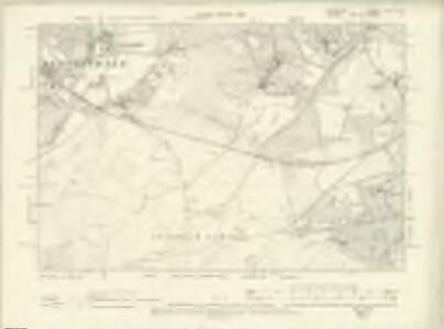 Berkshire XLVIII.NW - OS Six-Inch Map