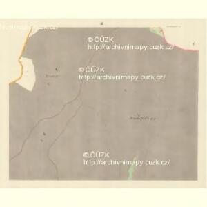 Friedrichsdorf - m0045-1-002 - Kaiserpflichtexemplar der Landkarten des stabilen Katasters