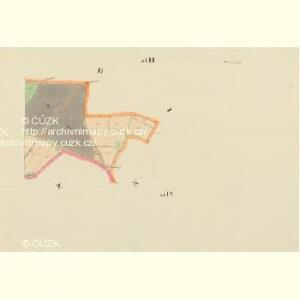 Zirnau - c1574-1-005 - Kaiserpflichtexemplar der Landkarten des stabilen Katasters