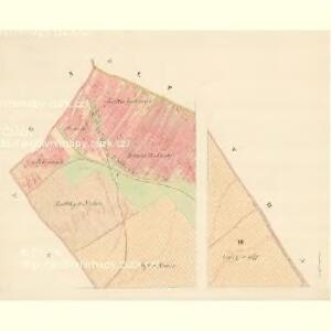 Josephsdorf - m1127-1-001 - Kaiserpflichtexemplar der Landkarten des stabilen Katasters