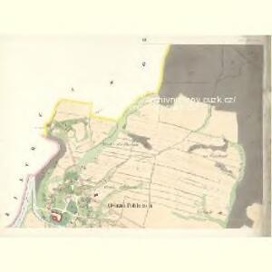 Ostrau Pohlnisch (Polsko Ostrawa) - m2784-1-003 - Kaiserpflichtexemplar der Landkarten des stabilen Katasters