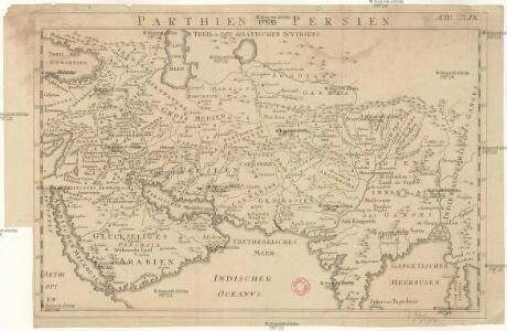 Parthien und Persien