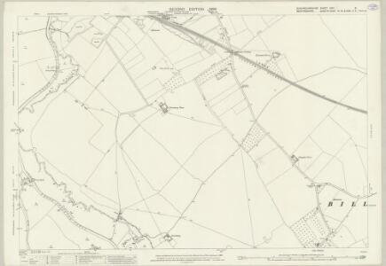 Buckinghamshire XXIV.8 (includes: Billington; Grove; Leighton Buzzard) - 25 Inch Map