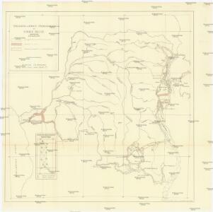 Triangulations principales du Congo Belge