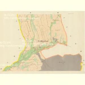 Weisswasser (Byla Woda) - m0078-1-002 - Kaiserpflichtexemplar der Landkarten des stabilen Katasters