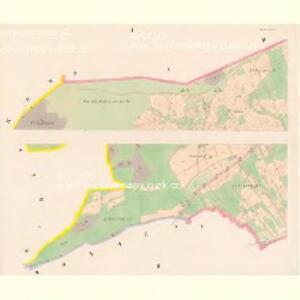 Mauth (Meyto) - c4930-1-001 - Kaiserpflichtexemplar der Landkarten des stabilen Katasters